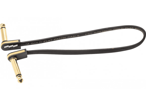 Cabos de Patch EBS  PG-28 Flat Patch Cable Gold