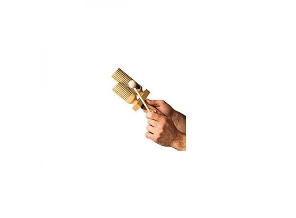 Instrumento Orff Egitana Bloco de 2 sons vertical