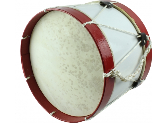 Bombos e adufes/Bombos Egitana Bombo tradicional nº3 vermelho