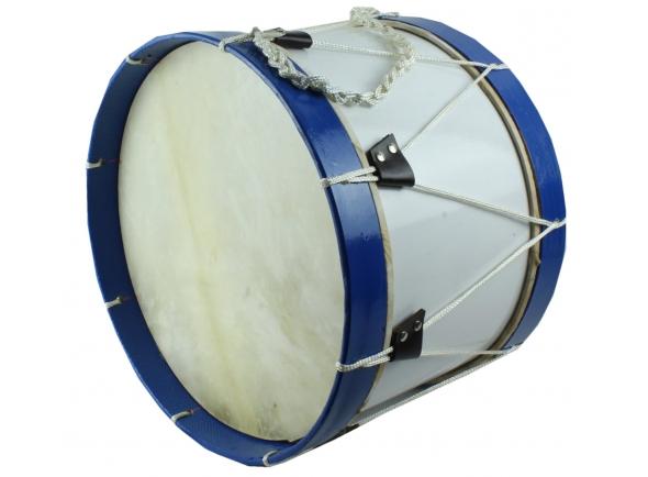 Bombos e adufes/Bombos Egitana Bombo Tradicional nº5 azul