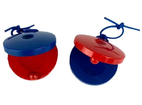 Castanholas Egitana Castanholas Azul/Vermelha