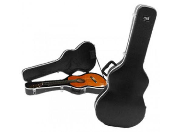 Estojo para guitarra clássica CNB CC60 B-Stock