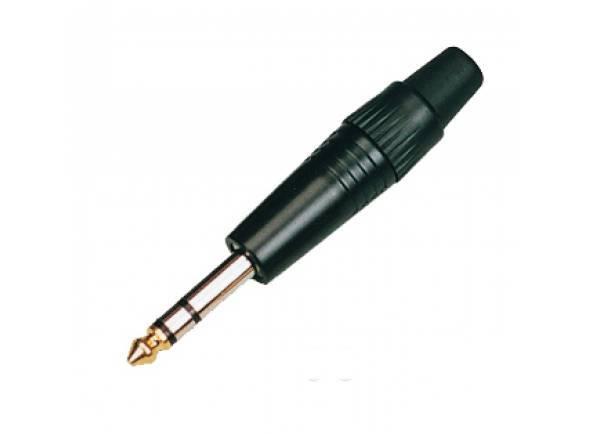 Fichas Jack de 6.3mm (macho e fêmea) CSS Conector Jack stereo CC114