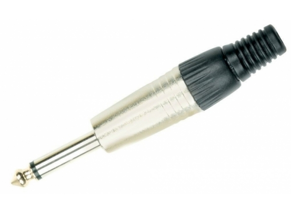 Fichas Jack de 6.3mm (macho e fêmea) Egitana Jack Plug Mono 6.3