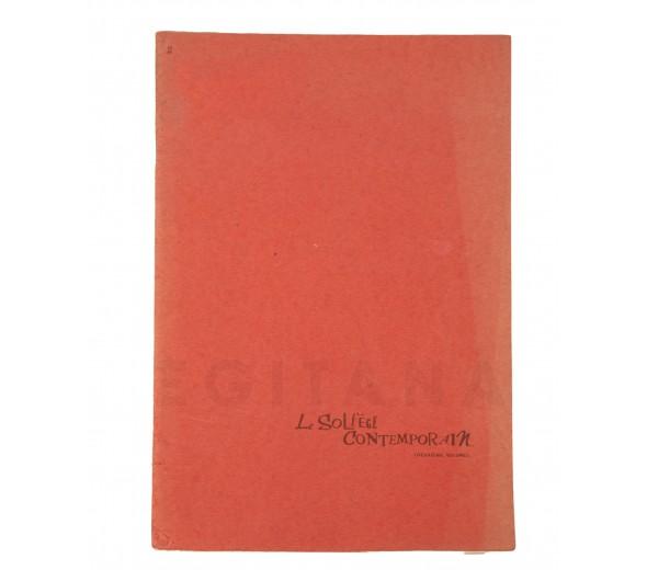 Partituras, livros e DVD's Egitana Livro Le Solfege Contemporain 2º vol.