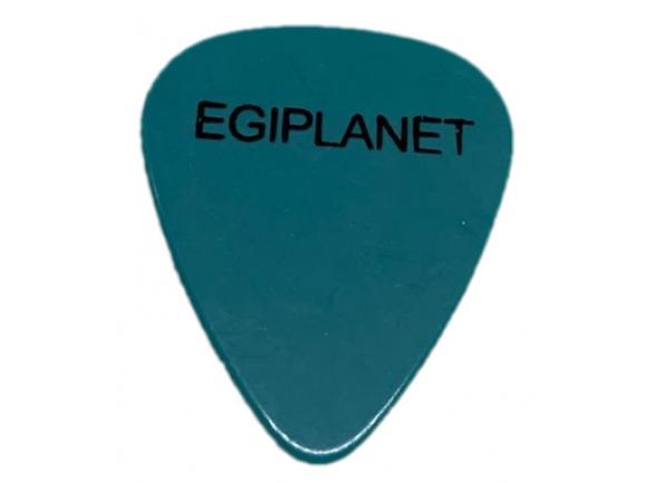 Palhetas para guitarra Egitana Palheta para Viola Egiplanet 1mm Azul Claro