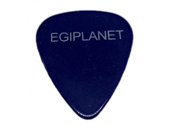 Palhetas para guitarra Egitana Palheta para Viola Egiplanet 1mm Azul Escuro
