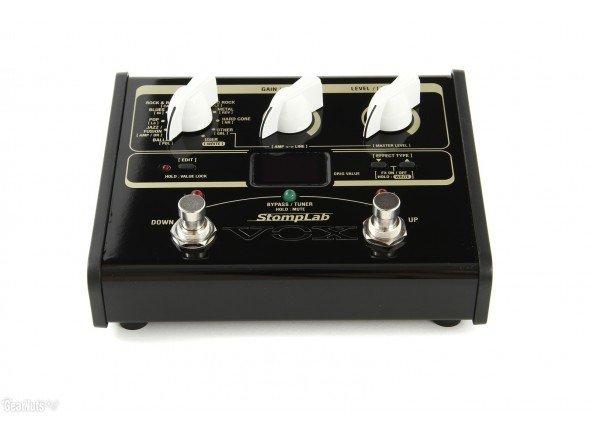 Pedaleiras para guitarra elétrica Vox StompLab IG