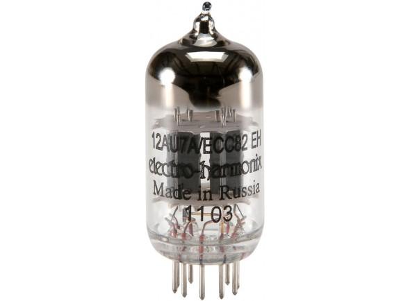 Tubo pré-amplificador/Válvulas para amplificadores Electro Harmonix 12AU7 EH