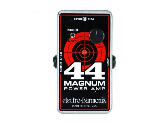 Amplificador de guitarra elétrica/Amplificador de potência Electro Harmonix  44 Magnum Poweramp