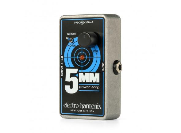 Amplificador transistor para guitarra elétrica/Amplificador de potência Electro Harmonix  5MM Power Amp