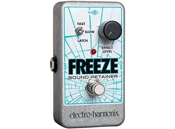 Pedal de efeitos /Outros efeitos para guitarra elétrica Electro Harmonix Freeze Sound Retainer