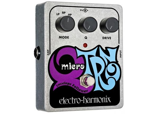 Pedal de efeitos/Wah Wah Electro Harmonix Micro Q-Tron