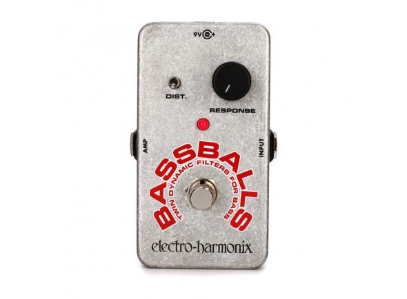 Efeitos para Baixo/Pedaleiras de efeitos para baixo Electro Harmonix  Nano Bassballs