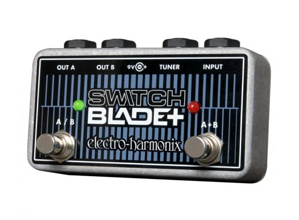 Comutador para baixo / guitarra/Comutadores Electro Harmonix  Switchblade Plus