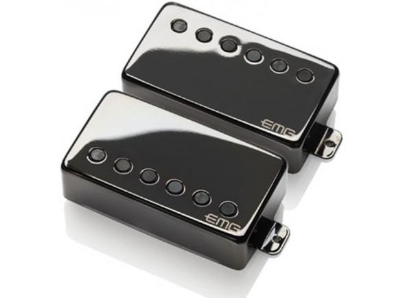 Captadores para guitarra elétrica EMG JH Set