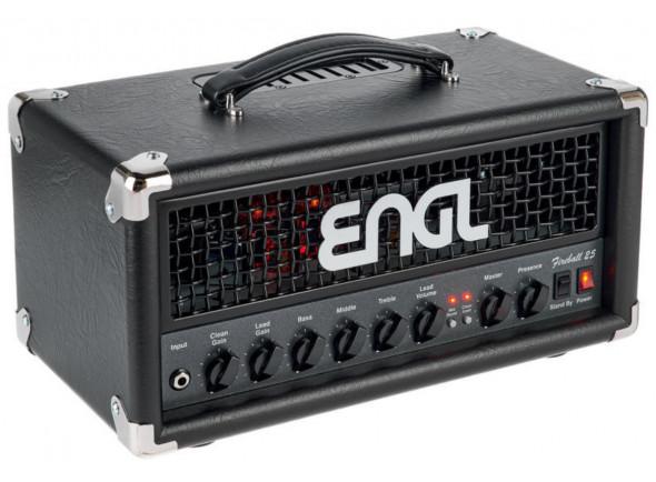 Cabeças de guitarra a válvulas Engl   E633 Fireball 25