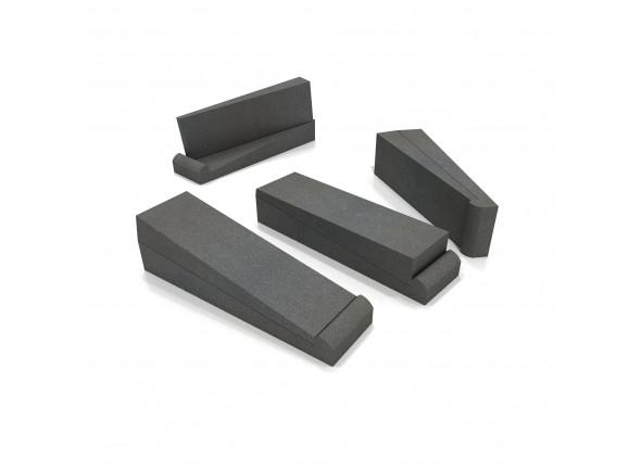 Esponjas para Monitores/Outros elementos acústicos para estúdio EQ Acoustics   MONPADS