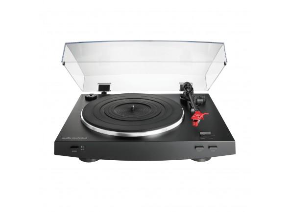 Gira-Discos de alta fidelidade/Gira-discos de alta fidelidade Audio Technica AT-LP3 BK