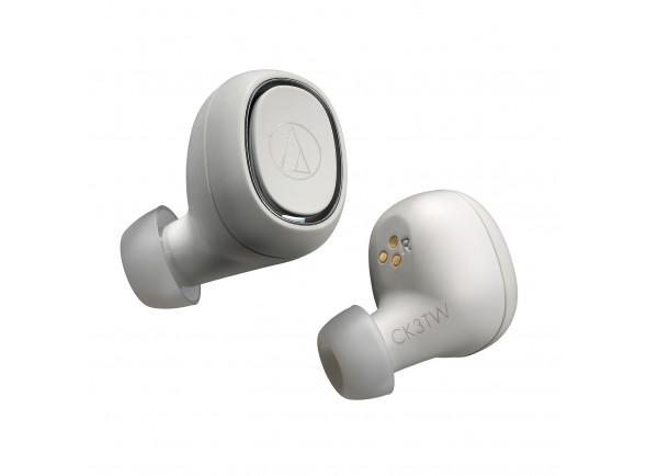 Auriculares In-Ear sem fio True Wireless/Auscultadores in ear Escolha uma marca ATH-CK3TW WH