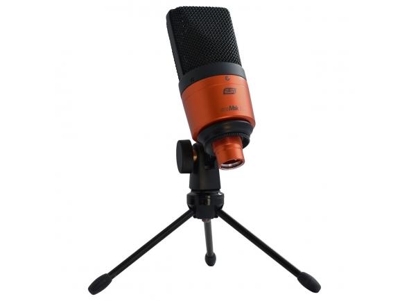 Microfone de membrana grande ESI cosMik 10