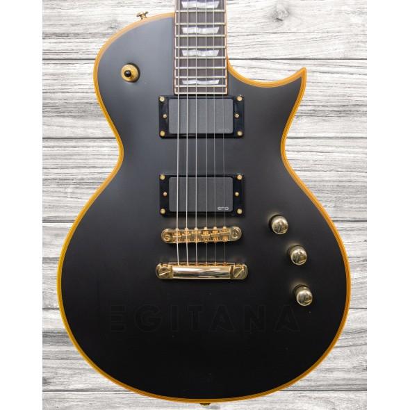 Guitarras formato Single Cut ESP LTD EC-1000 Vintage Black