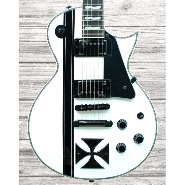 Guitarras formato Single Cut ESP LTD Iron Cross SW