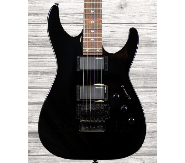 Guitarras formato ST ESP LTD KH-202 BLK Kirk Hammett