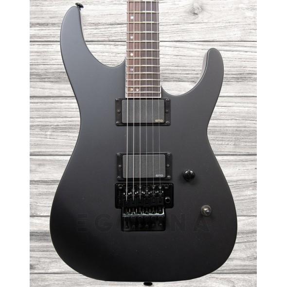 Guitarras formato ST ESP LTD M-400 Black Satin
