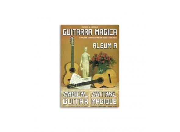 Livro de canções/Livro de canções Eurico A. Cebolo Guitarra Magica Album A