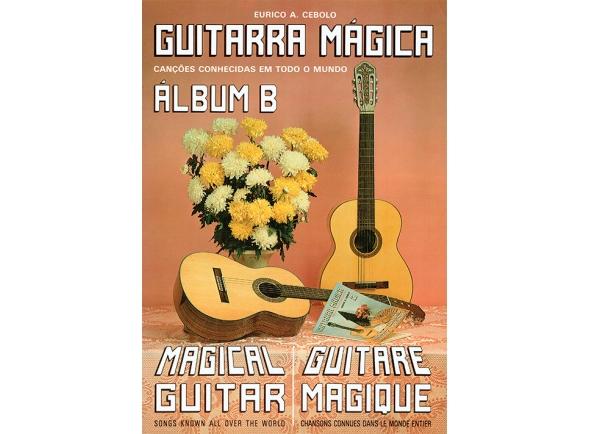 Livro de canções/Livro de canções Eurico A. Cebolo Guitarra Magica Album B