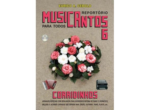 Livro de canções/Livro de canções Eurico A. Cebolo Musicantos N6