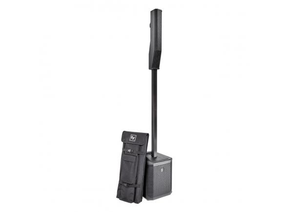 Colunas Amplificadas EV Electro Voice Evolve 30M Black