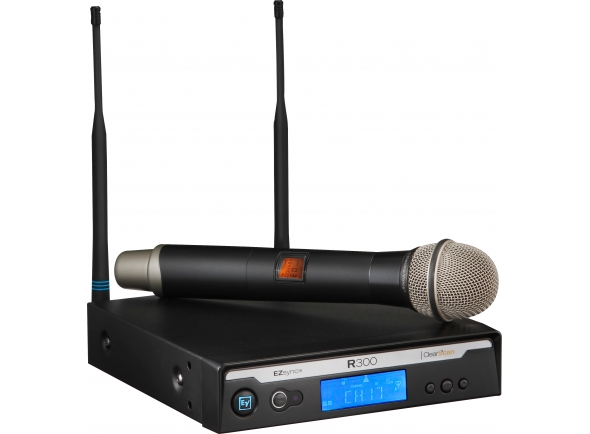 Sistema sem fios com microfone de mão EV Electro Voice R300-HD