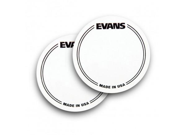 Protecção para pele Evans  EQPC1 BassDrum Head Protection