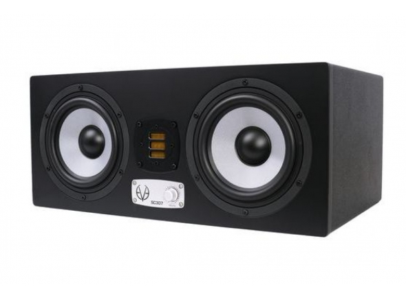 Monitores de estúdio activos EVE Audio SC307