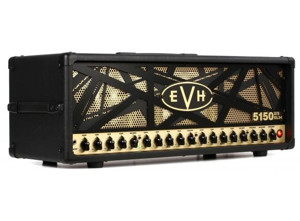 Cabeças de guitarra a válvulas Evh 5150 III 100S EL34
