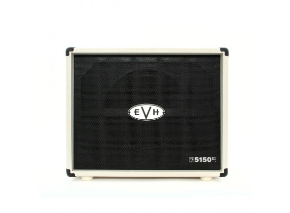 Colunas de guitarra 1x12 EVH  5150 III 1x12 Straight Cab IVR