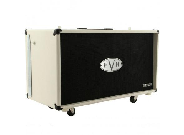 Colunas de guitarra 2x12 EVH  5150 III 2x12 Straight Cab IVR