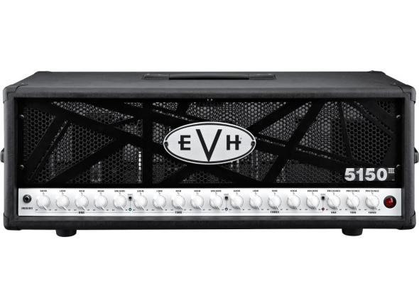 Cabeças de guitarra a válvulas Evh 5150 III Eddie Van Halen Head