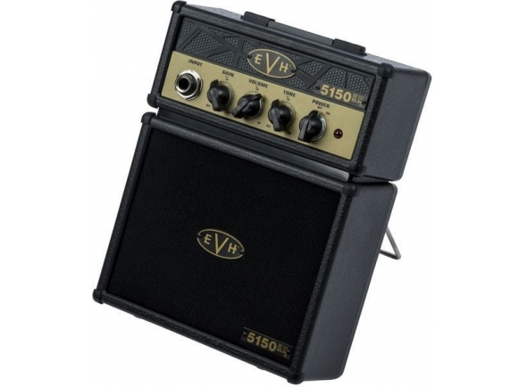 Combos a pilhas/bateria Evh EL34 5150 Micro Stack BK/Gold