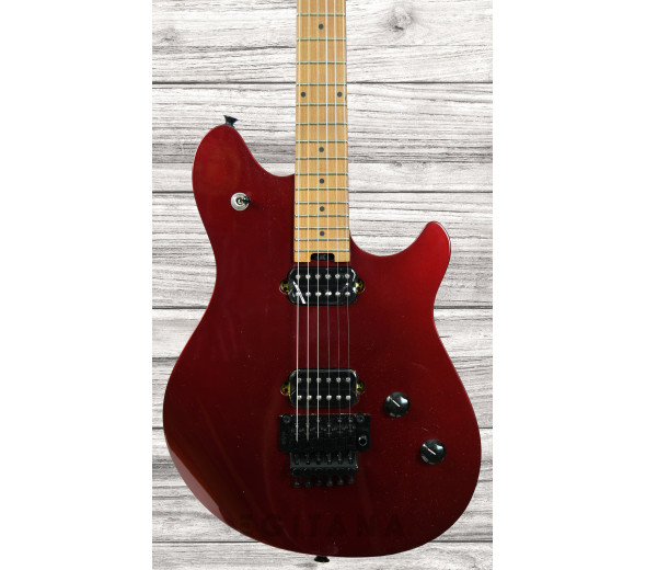 Outros formatos EVH  Wolfgang Standard Baked MN Stryker Red