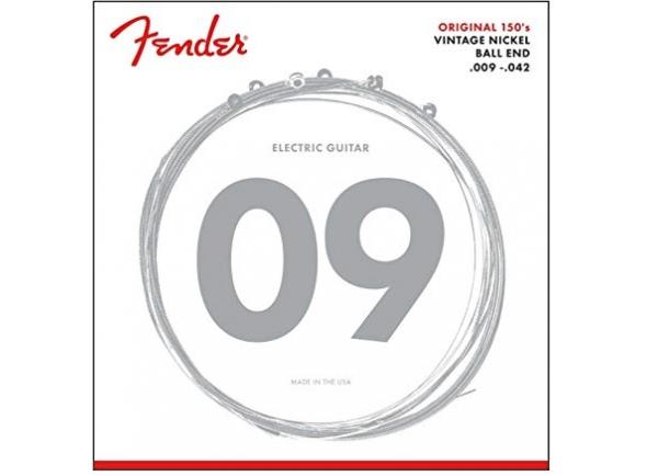 Jogo de cordas .009 Fender 150L