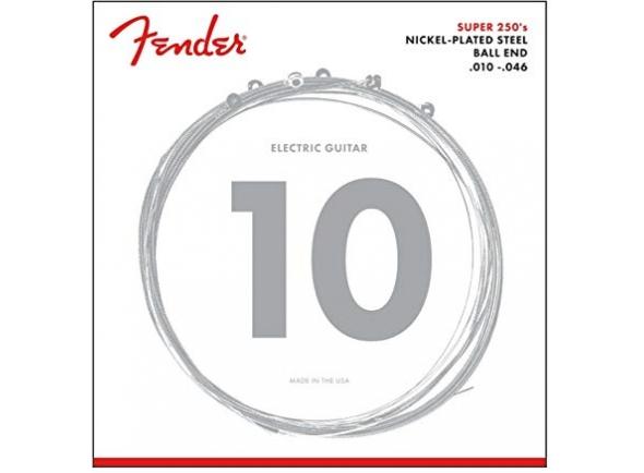 Jogo de cordas .010 Fender 250R