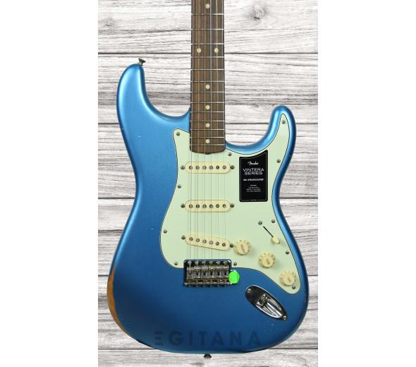 Guitarras formato ST Fender  60 Strat Road Worn PF LPB