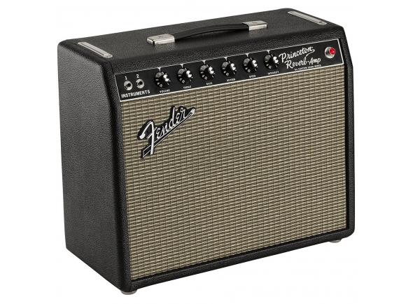Combos a válvulas Fender 64 Custom Princeton Reverb