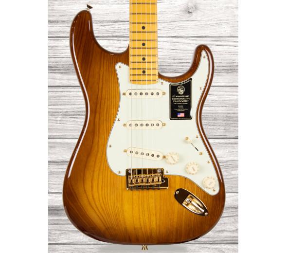 Guitarras formato ST Fender  75TH Anni Com Strat MN 2BB