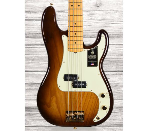 Baixo de 4 Cordas Fender 75th Anniversary Commemorative Precision Bass MN 2CB