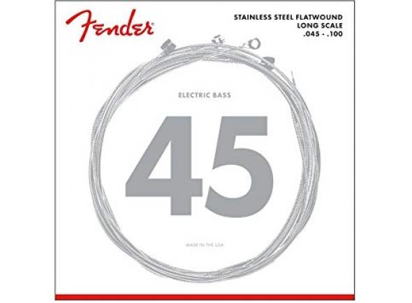 Conjunto de Cordas para Baixo Elétrico/Jogo de cordas .045 para baixo elétrico de 4 cordas Fender 9050L