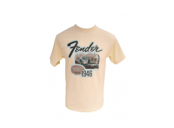 T-Shirt/T-shirts Fender 1946 Logo, S
